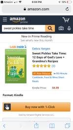 Amazon No 1 release